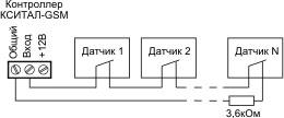 Принцип работы системы Кситал